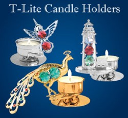 T-Lite Candle Holders